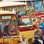 Автобус-2016. МосГорТранс. Московский праздник. Фестиваль. Автор фото председатель НСНБР А.Г.Огнивцев.  13082016_39