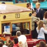 Автобус-2016. МосГорТранс. Московский праздник. Фестиваль. Автор фото председатель НСНБР А.Г.Огнивцев.  13082016_40