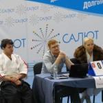 Открытый 29-й чемпионат Федерации Косики каратэ России. Автор фото председатель НСНБР А.Г.Огнивцев